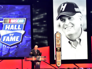 Hendrick named to Motorsports Hall of Fame of America class of 2020