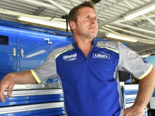 Many Sides of Hendrick Motorsports: Ron Malec