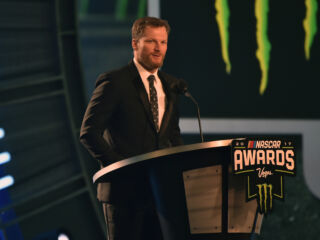 Personal 'thank you' from Earnhardt to fans