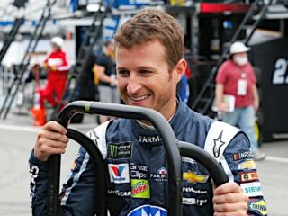 Shots of the Race: Kahne at New Hampshire