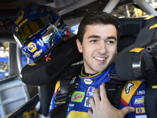 Elliott looking to 'make the most' of his time at Fontana