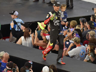 Kahne embracing playoffs opportunity