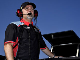 Grubb excited to be in crew chief role with Byron