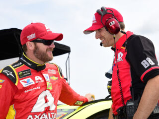 Ives talks Homestead, memories with Earnhardt and more during latest #DashChat