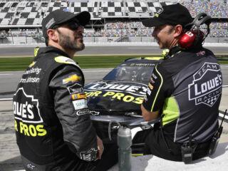Johnson, Knaus reflect on record 17-year partnership