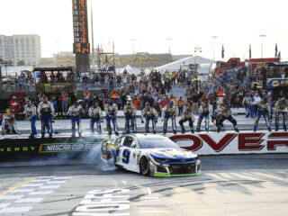 Elliott, No. 9 team won't rest on their win for final two Round of 12 races