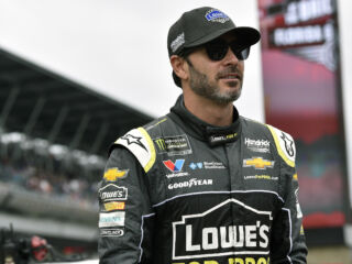 2018 Season in Review: Jimmie Johnson