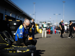 Behind the 9: Get to know tire specialist Mason Jennings