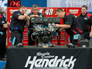 Best engine builders in the world square off on Hendrick Motorsports campus