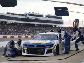 Even after second-place finish, Elliott stresses 'work to do'