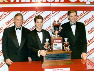 Evernham: Hendrick to the Hall of Fame a 'no-brainer'
