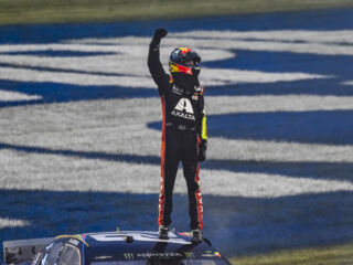 Bowman predicted 'phenomenal' Chicagoland performance after learning from Kansas