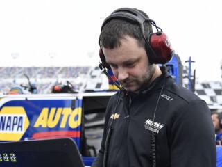Behind the 9: Get to know engineer Dustin Shoulders