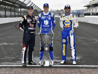 Elliott, Byron, Bowman make 2019 Cup Series playoffs