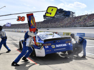 Behind the 9: Get to know fueler John Gianninoto