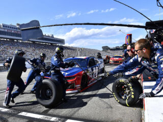 Teammates look to build on record-setting performances at Pocono