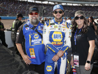 No. 9 team honorary pit crew member took in 'once-in-a-lifetime' experience