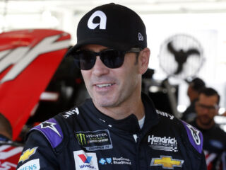 Johnson leads the way for Hendrick Motorsports at Richmond