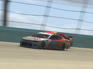 FOX tabs eNASCAR iRacing Pro Invitational Series for rest of season