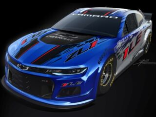 Chevrolet to debut Camaro ZL1 1LE for Cup Series in 2020