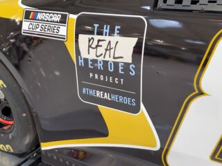 Hendrick Motorsports drivers honoring frontline workers at Wednesday's Darlington race