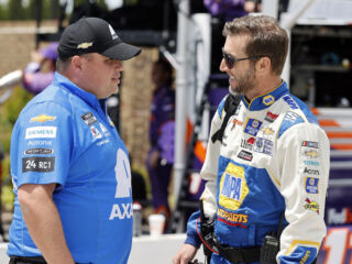 Crew chiefs candidly discuss mentality heading into playoffs