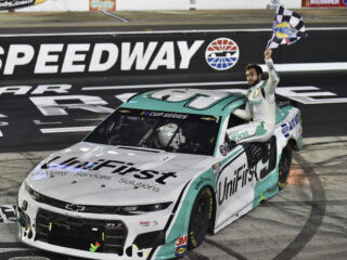 Inside Elliott's thrilling All-Star Race win