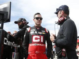 Bowman starting in top five at Kentucky Speedway