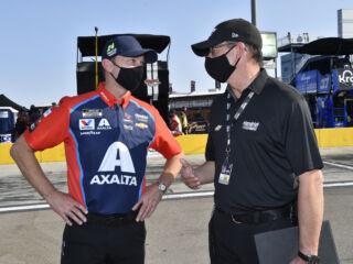 Hendrick Motorsports elevates Jeff Andrews and Chad Knaus into leadership roles