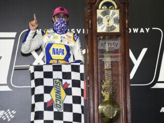 Race Rundown: Elliott punches ticket to Championship 4 after Martinsville win