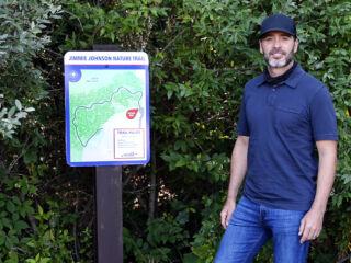 Michigan International Speedway renames nature trail after Johnson