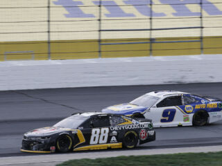 Hendrick Motorsports drivers building off New Hampshire finish for Michigan doubleheader