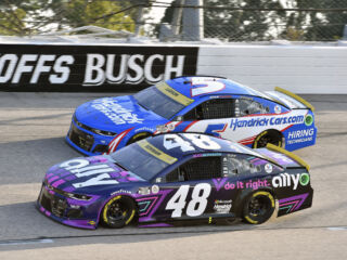 Larson, Bowman ready to apply lessons learned from Richmond to Bristol
