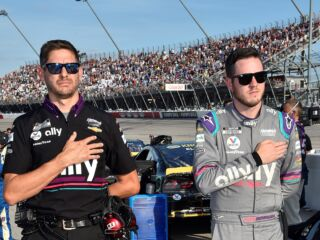 Crew chiefs thrilled with 'fight and speed' as all four teams move on in playoffs