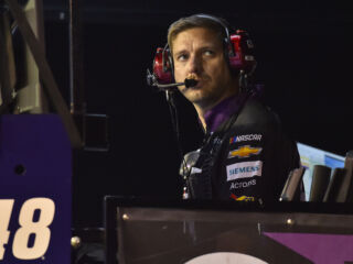 Ives striving for rare Richmond sweep: 'Not a lot of drivers have done that'
