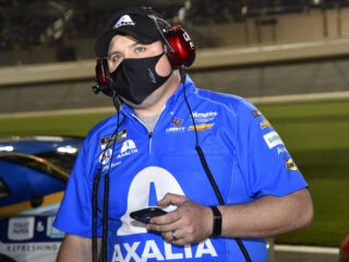 Fugle ready for less adversity at DAYTONA Road Course