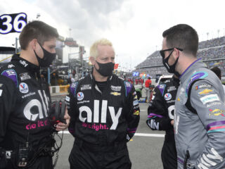 Ives takes positives from Martinsville as they prepare for Richmond
