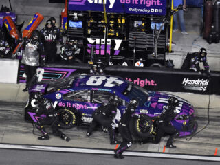 No. 48 pit crew honored to carry on legendary number