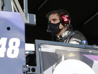 Ives ready for clean slate at Martinsville: 'Every week is a restart'