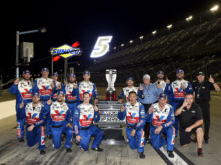 Race Rundown: Regular-season championship and two top-10s at Daytona