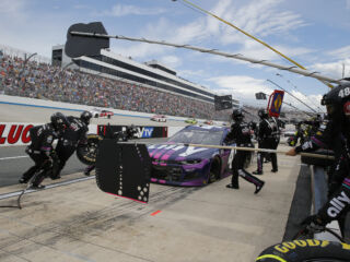 Bowman and crew ready to cash out at All-Star Race