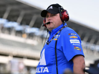 Fugle tabs Darlington as playoff track he's 'most excited about'