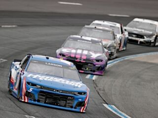 Race Rundown: Larson, Bowman bring home top-10 finishes at New Hampshire