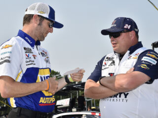 Crew chiefs taking fresh perspective to tough Loudon track