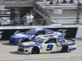 Inside the numbers: Hendrick Motorsports ready to jam at Nashville