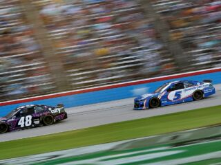 Miss racing? Hendrick Motorsports' drivers have you covered