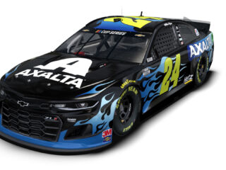 Paint Scheme Preview: iRacing at Bristol