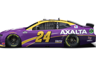 Special No. 24 Axalta tribute car to benefit a favorite Kobe Bryant charity