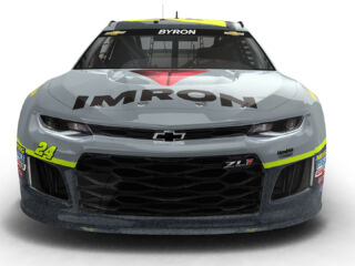 Byron gets fresh look on No. 24 Axalta Chevy this weekend