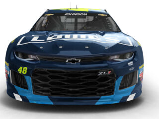 Jimmie Johnson Foundation paint scheme unveiled for Kentucky